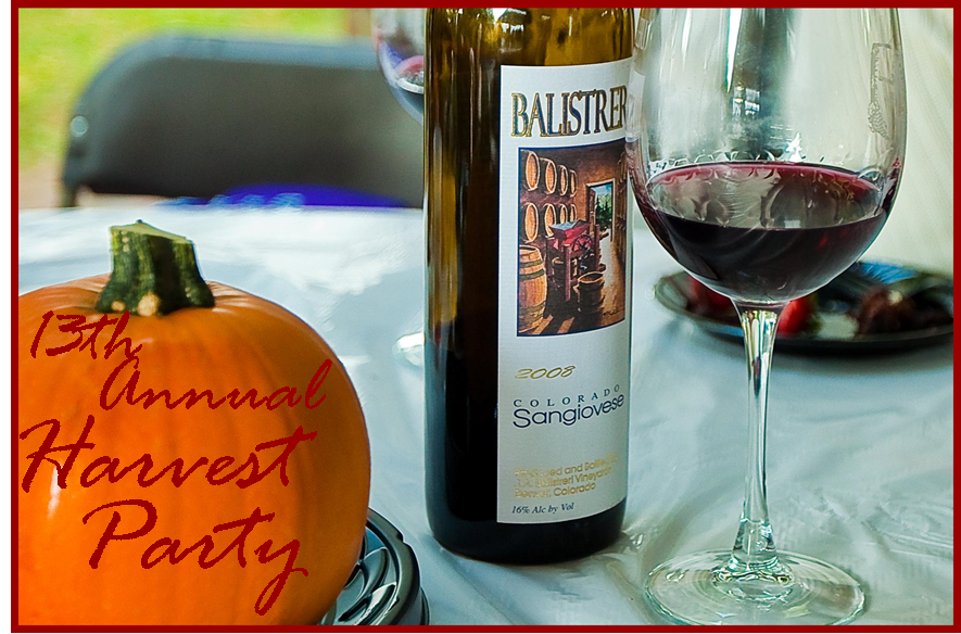 13th Annual Harvest Party