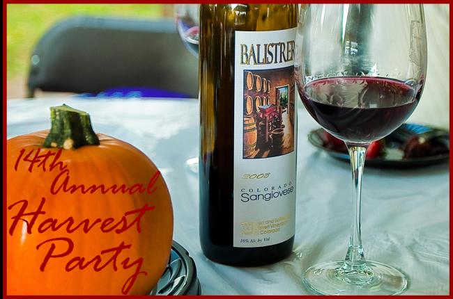 Pumpkin & Wine Cover Photo