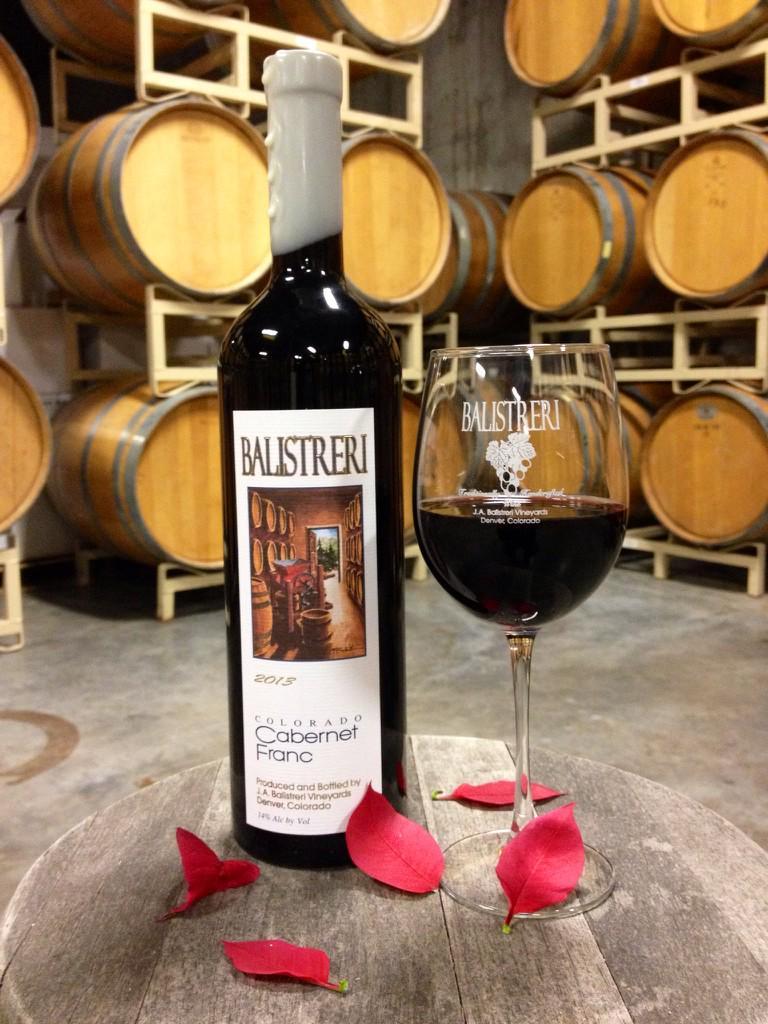 Wines Balistreri Vineyards